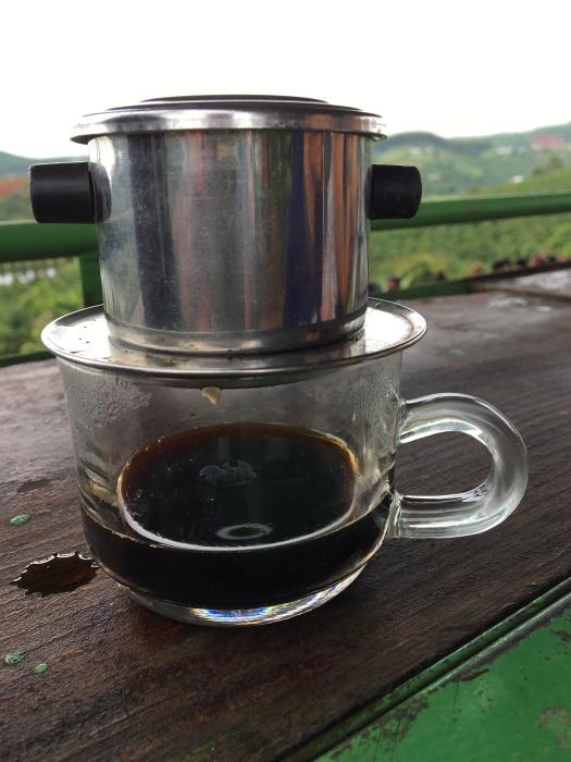 ... à un excellent café!